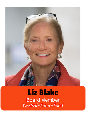 87166d48 Liz Blake served as Habitat for Humanity's Senior Vice President —  Advocacy, Government Affairs and General Counsel for nine years.
